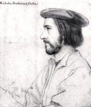 Hans Holbein, Nicolas Bourbon