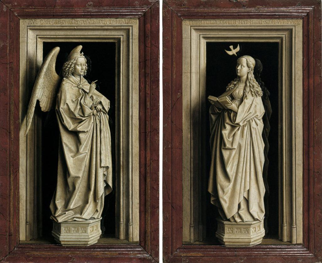 04-De Annunciatie diptiek