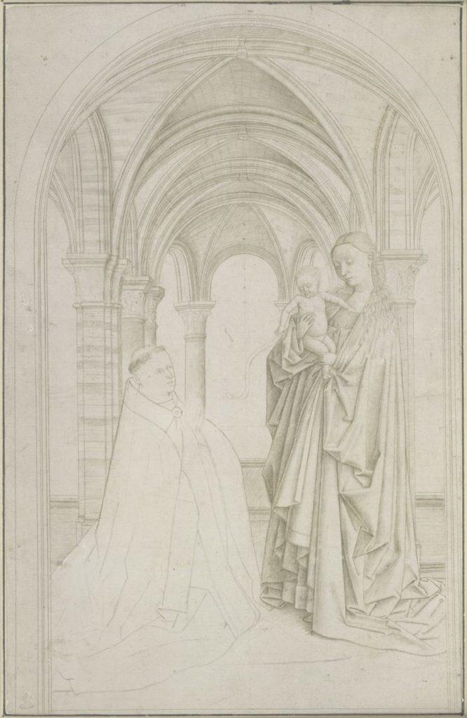 12-Madonna van Nicolaes van Maelbeke