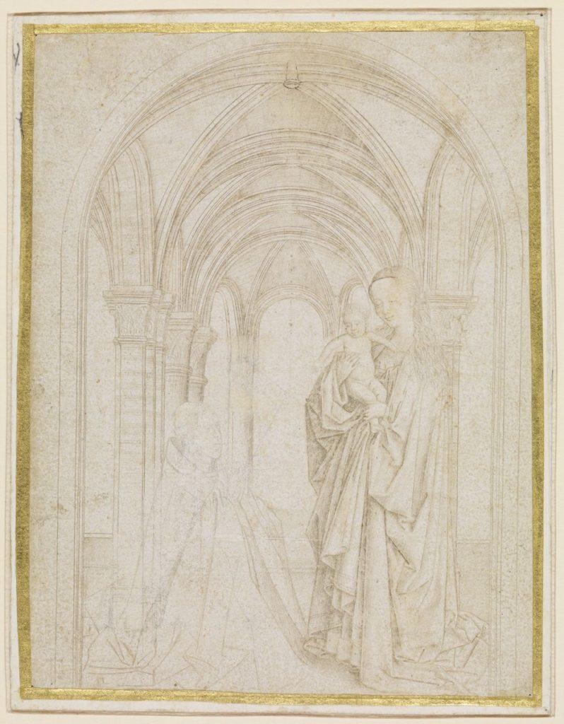 13-Madonna van Nicolaes van Maelbeke