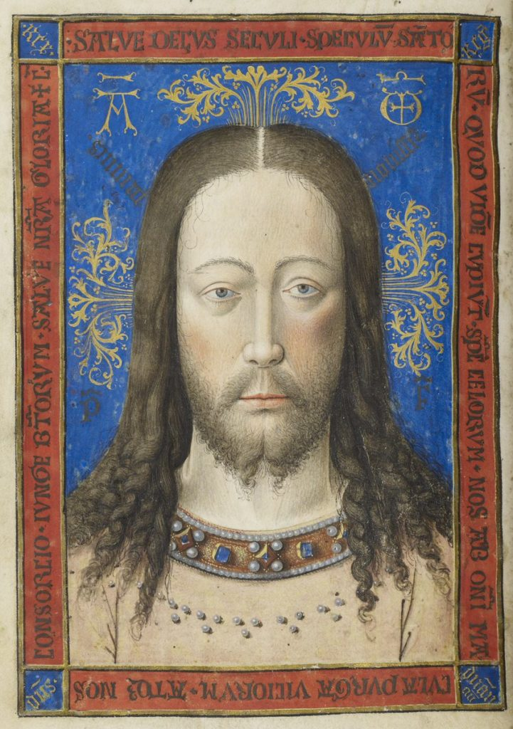 Book of Hours, MS M.421, fol. 13v