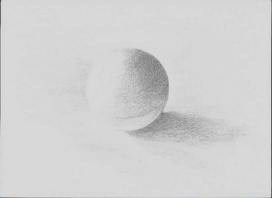 1ère balle de ping pong recadrée