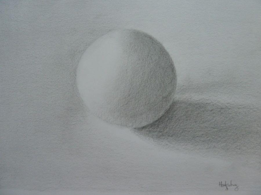 Balle de ping pong en sight size
