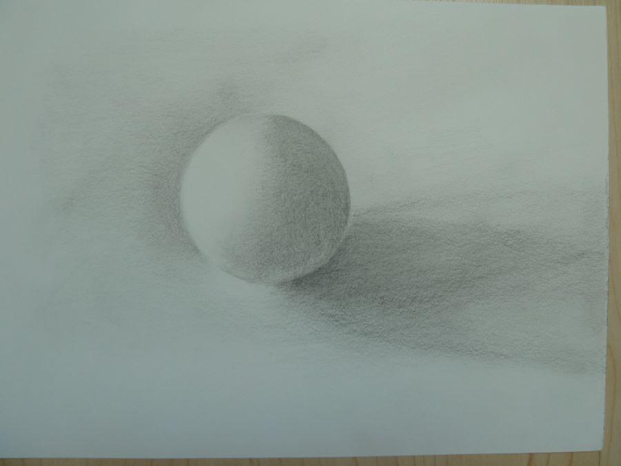 Balle de ping pong 1er dessin non envoyé