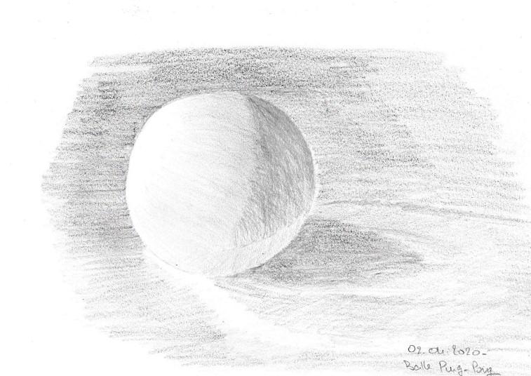 balle ping-pong