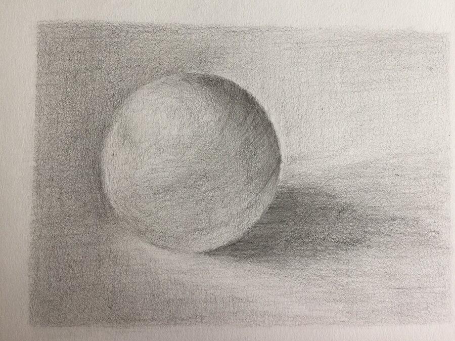 dessin au crayon H